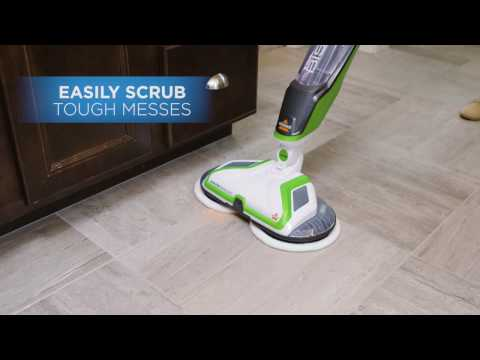 How to use the SpinWave™ Hard Floor Cleaner (version 2) | BISSELL