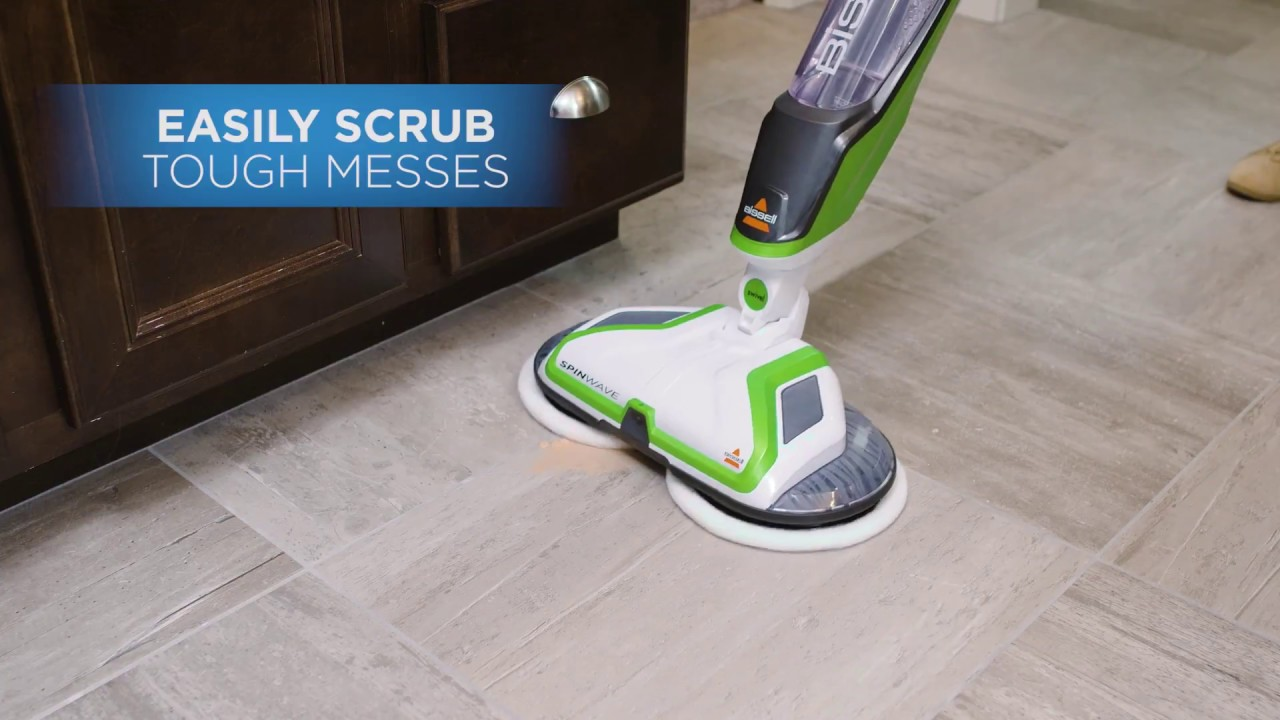How To Use The Spinwave Hard Floor Cleaner Version 2