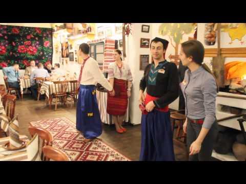 Корчма Тарас Бульба - лучший ресторан Москвы!