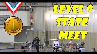 State Gymnastics Meet   Annie LeBlanc