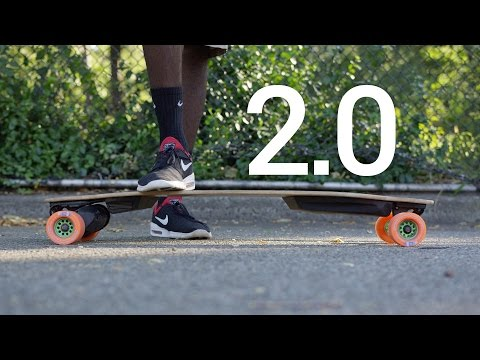 Thumbnail: Dope Tech: Boosted Board 2!