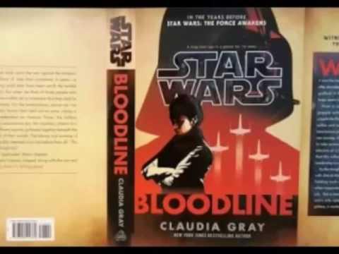 Star Wars Bloodline New Audiobook Part 1