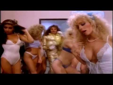 David Lee Roth - Just A Gigolo / I Ain't Got Nobody (1985) (Music Video - MTV Version)