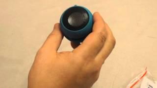 Telefonlar va MP3 futbolchilar uchun ixcham, faol dinamik. ad10007