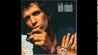 Keith Richards - Talk Is Cheap - How I Wish