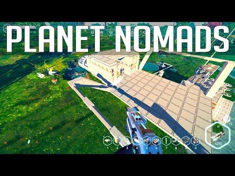 PLANET NOMADS #030 | Colossus nimmt Form an | Gameplay German Deutsch