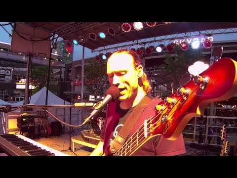 The Rush Tribute Project performing