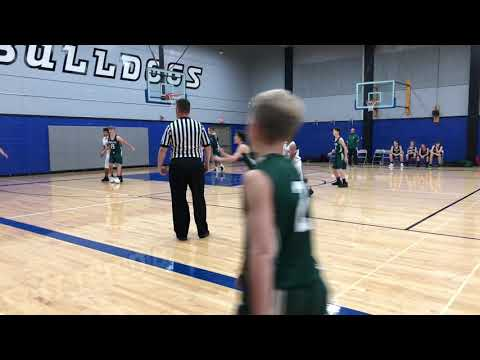 Talent Middle School vs. South Grants Pass