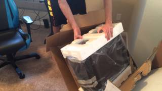 My New Office! Cyberpower PC Unboxing + PC Specs