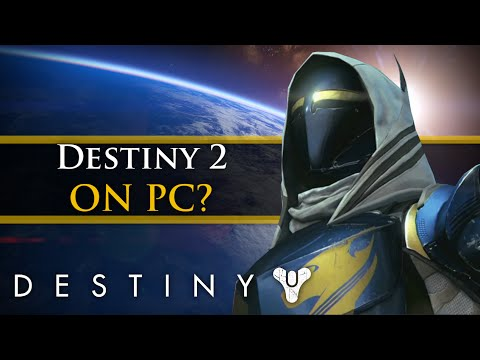 Destiny 2 - New Info: PC Release for Destiny 2? New Planets, a fresh start and more?