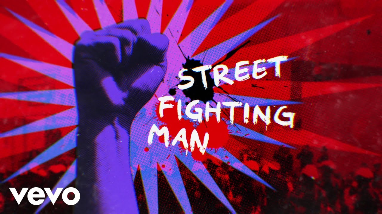 The Rolling Stones - Street Fighting Man (Official Lyric Video) - YouTube