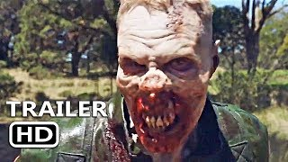 LITTLE MONSTERS  Official Trailer (2019) Lupita Nyong'o, Zombie Movie