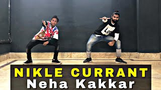 Nikle Currant | Neha Kakkar | Jassi Gill | Dance Choreography | One Take | Alok Kacher |Lsdc Academy