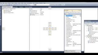 كيفية إنشاء ملف الإعداد Visual Studio مع قاعدة بيانات MySQL
