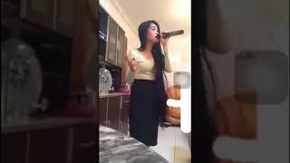 adik comel viral nyanyi lagu dewi persik indah pada waktunya