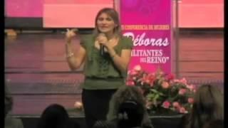 Segunda Conferencia Déboras Colombia - Pastora Cristina de Hazbún (Sesión 1)