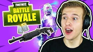 WE HAVE THE BEST SKIN IN THE GALAXY!! (Fortnite with Mark)