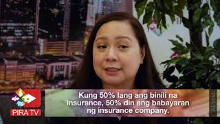 PIRA TV Episode 5: Usapang Fire Insurance 2