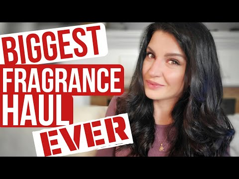 MY BIGGEST FRAGRANCE HAUL EVER! #fragrancehaul #fragrancebuy