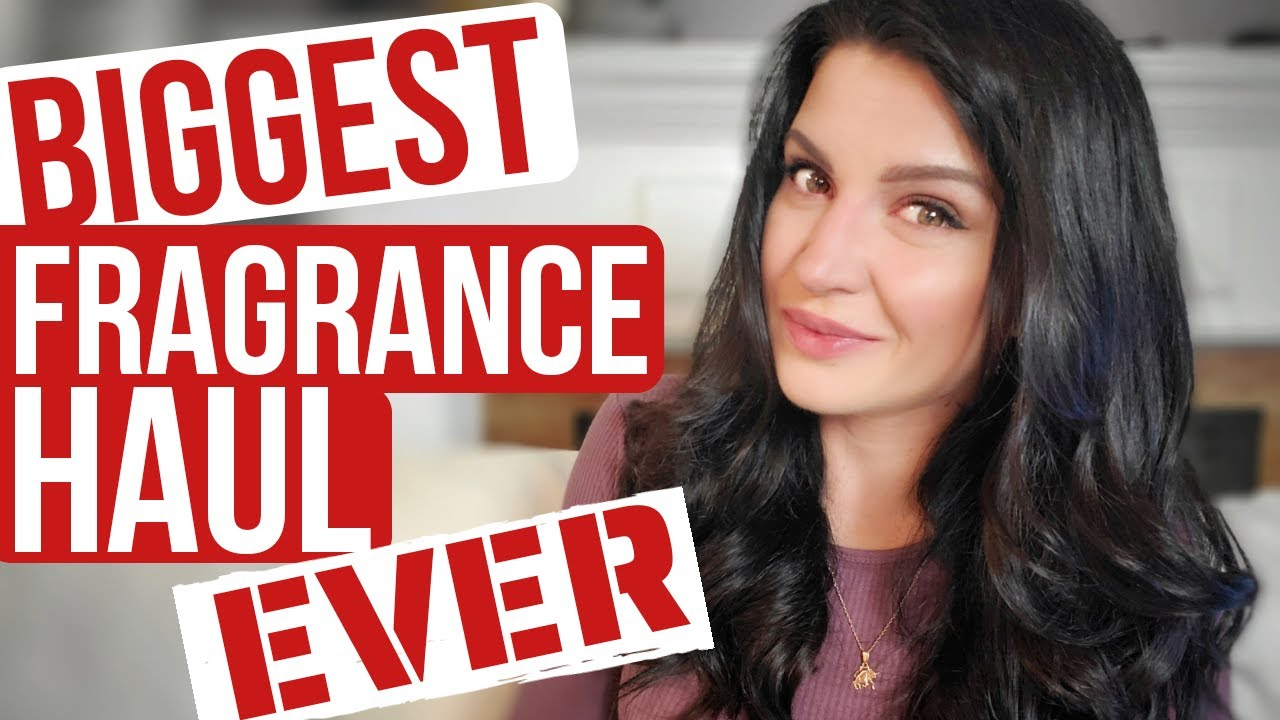 MY BIGGEST FRAGRANCE HAUL EVER! + Huge Sale @ Fragrancebuy #fragrancehaul #fragrancebuy