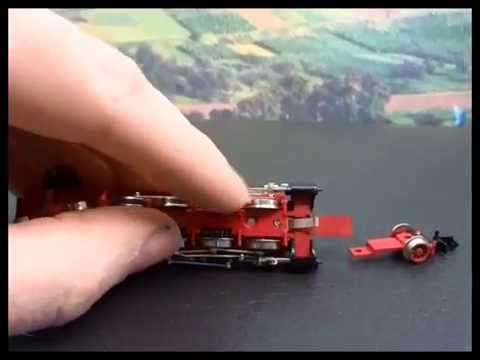 How To Repair A Seized Model Loco Chassis