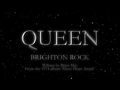 Queen - Brighton Rock (Official Lyric Video)