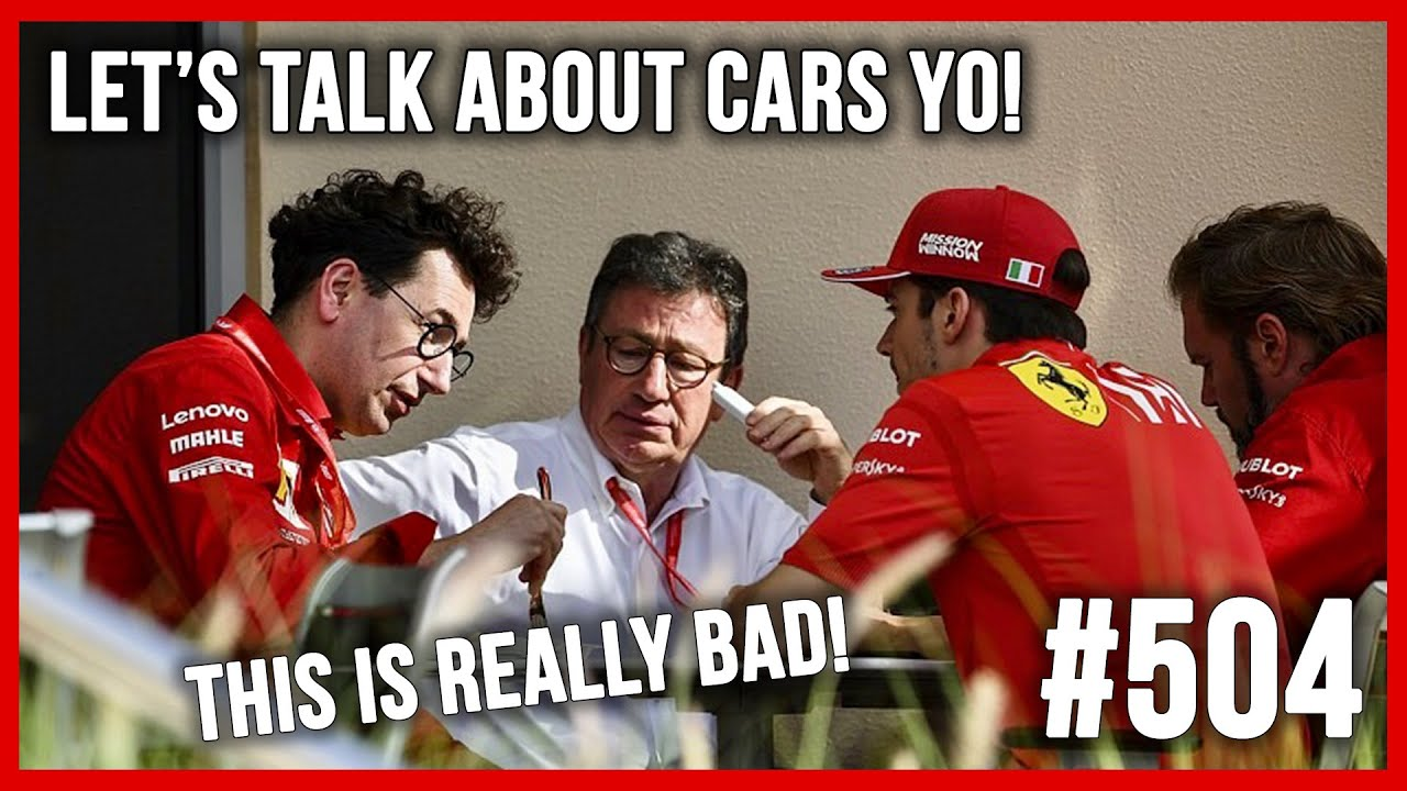 Is Ferrari in Trouble!? Their CEO is gone! | LTACY #504