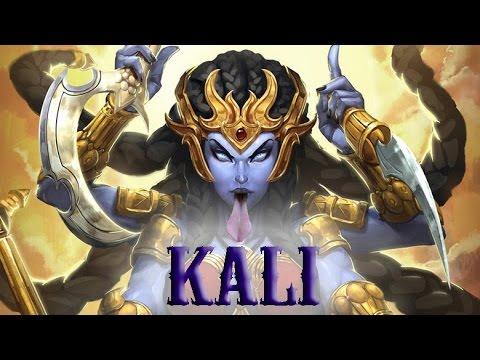 KALI Hindu Mythology : Top 10 Facts