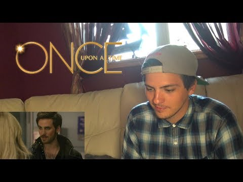Once Upon A Time - Season 3 Episode 20 (REACTION) 3x20 Kansas