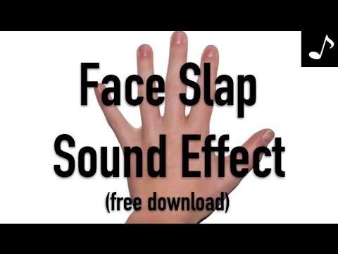 Face Slap Sound Effect