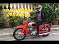 Garage Visits : Honda C95 Benly and Royal Enfield Classic 500 with Girder Front End is done!