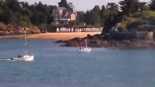 Saint-Briac-sur-Mer en Bretagne