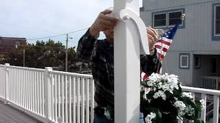 Deck Post Caddy Video.mpg