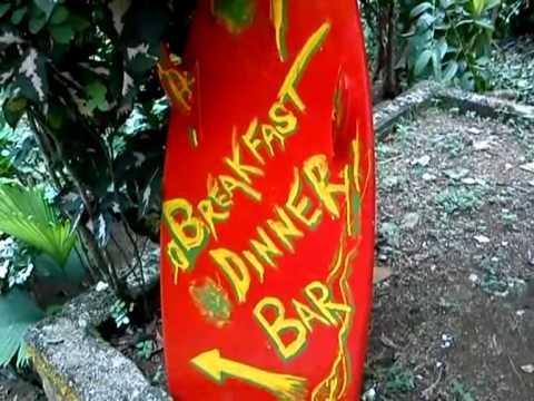 Hostal Bastimentos, Bocas del Toro 2da parte.