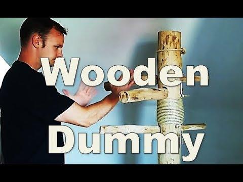 Building my own Mook Jong/Wooden Dummy