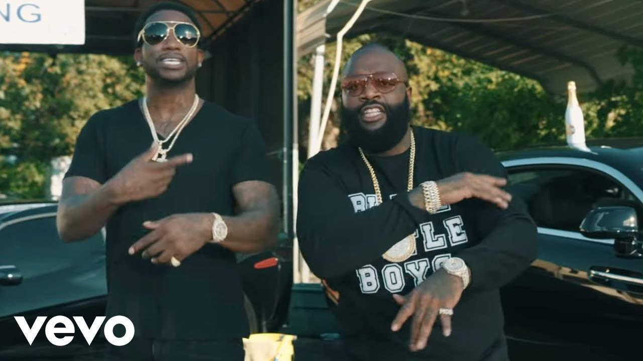 Rick Ross - Buy Back the Block ft. 2 Chainz & Gucci Mane (Official Video)