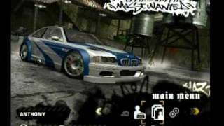 Need for Speed: Most Wanted Gameplay (1/5)