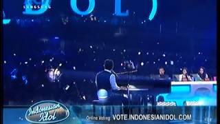 Ubay Tercipta Untukku Indonesian Idol 2014