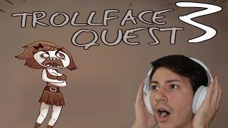 STO USCENDO PAZZO - Trollface Quest 3