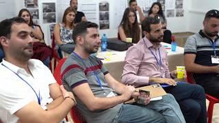 האדריכל אוליבר שלבי - מרצה במסלול עיצוב פנים - מכללת הנמל חיפה