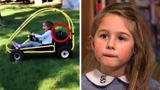 Dad Built 'Safe' Go-Kart For Daughter, But Failed To Spot This Huge Flaw...