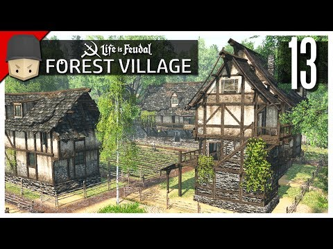 Life is Feudal Forest Village - Ep.13 : The Tavern!