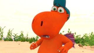 Мультики для детей - Кокоша, Маленький дракон - Икота - 33 серия