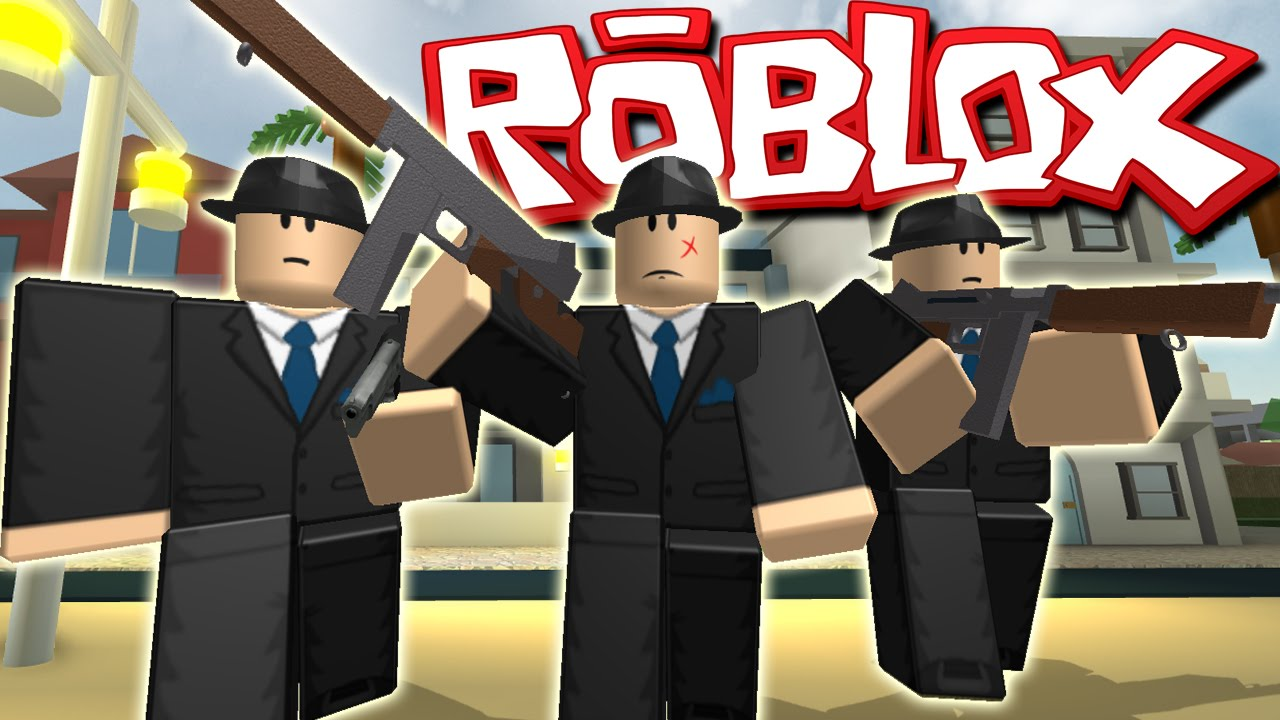 robbery games on roblox