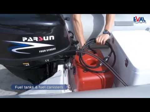 Boat Accessories & Boat Equipment by EVAL SA