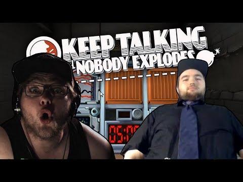 """Keep Talking and Nobody Explodes (Links et Jérémy) - Episode 1.2 """"Les câbles diagonaux mentent"""""""