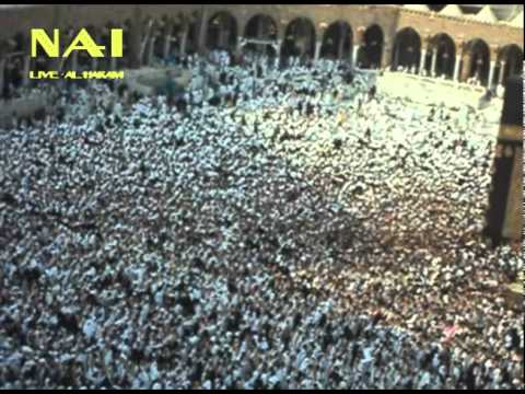 Takbiran di Al Haram