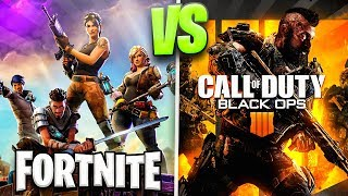 FORTNITE VS BLACK OPS 4 - MI OPINIÓN SINCERA - TheGrefg