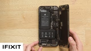 iPhone XS Max Battery Replacement and Reassembly!