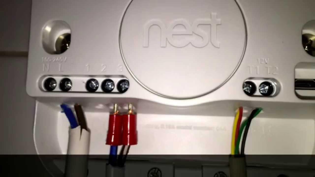 Instalación termostato Nest España  YouTube